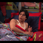 Ot In That 70 S Show Fez Sleeps In A Racecar Bed And Has Bedsheets With F1 Cars And Tracks On Them Formula1