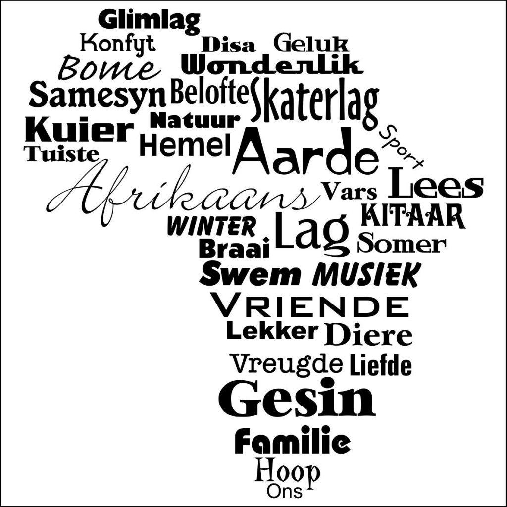 Vandag vier Afrikaans sy 93ste bestaansjaar as erkende