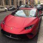 Red Hot Lamborghini Huracan Performante Carporn