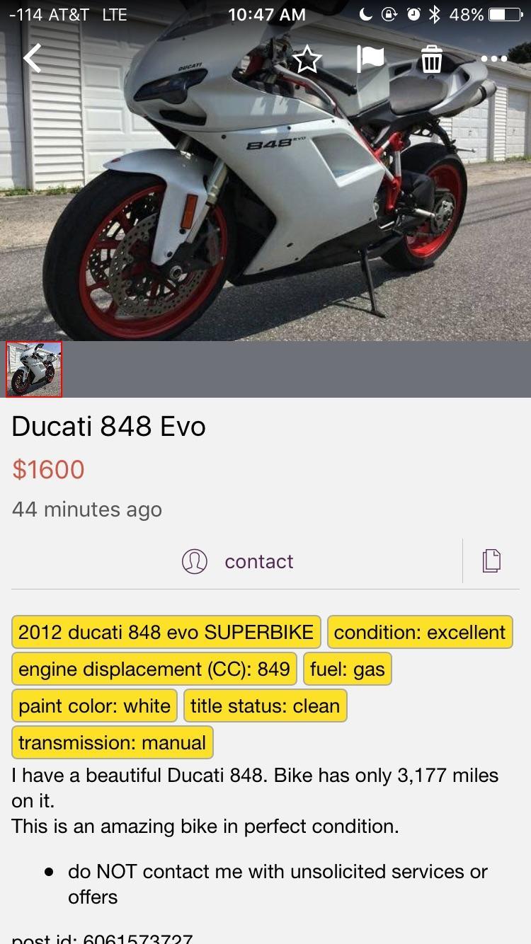 Craigslist Motorcycles Orange County Amatmotor Co