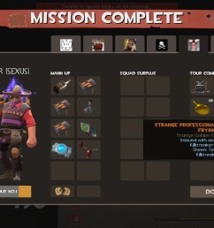 winning the tf2 lottery at tour 1  [ 1600 x 900 Pixel ]