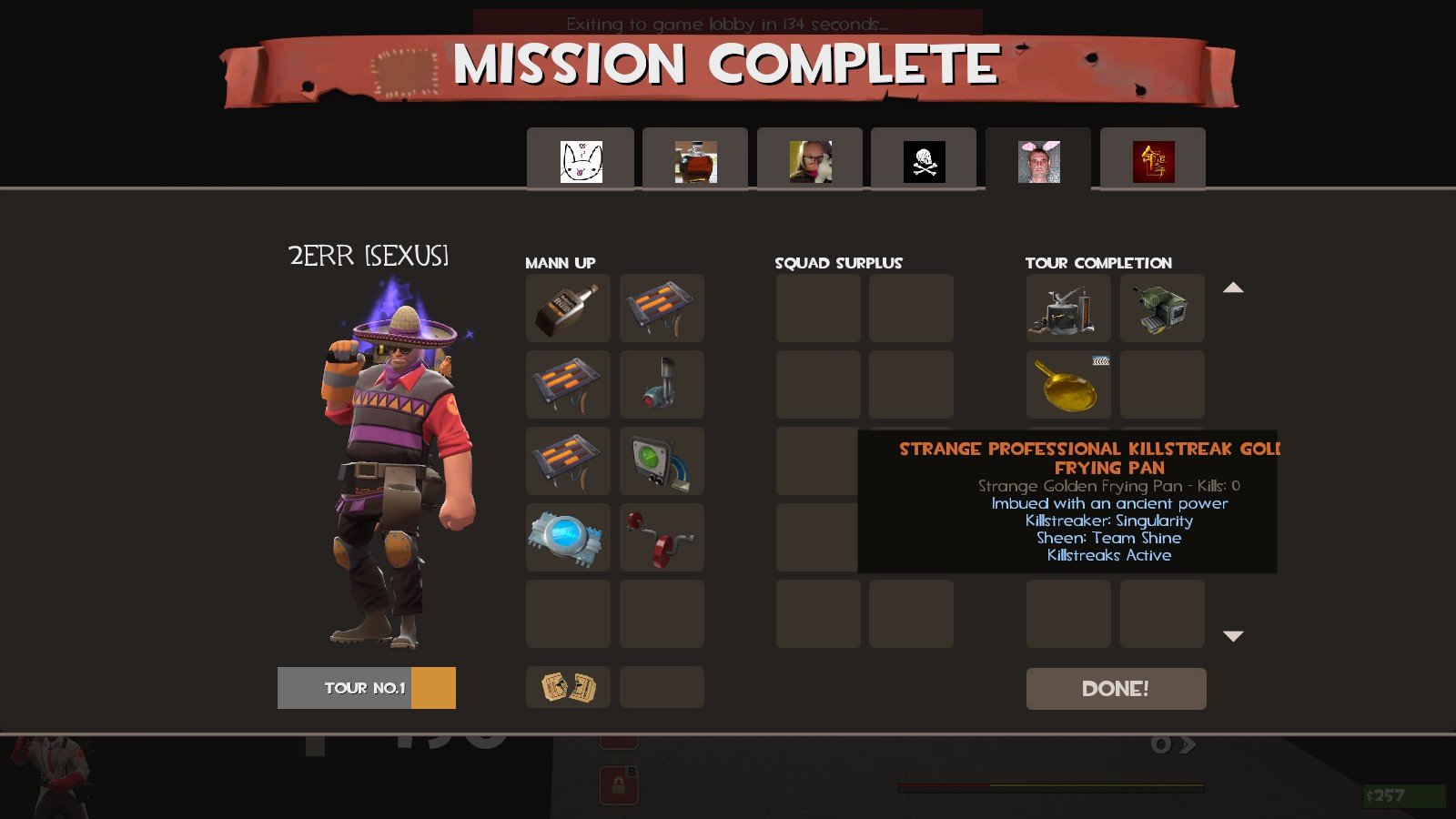 hight resolution of winning the tf2 lottery at tour 1