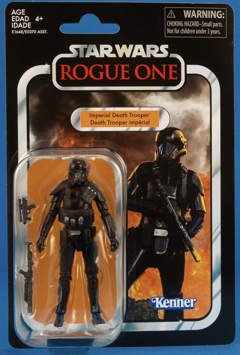 Has the Death Trooper VC127 hit US retail? : starwarscollecting