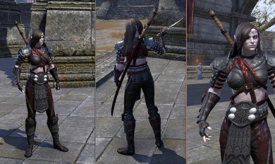 Wood Elf Eso Outfit Ideas | Wooden Thing