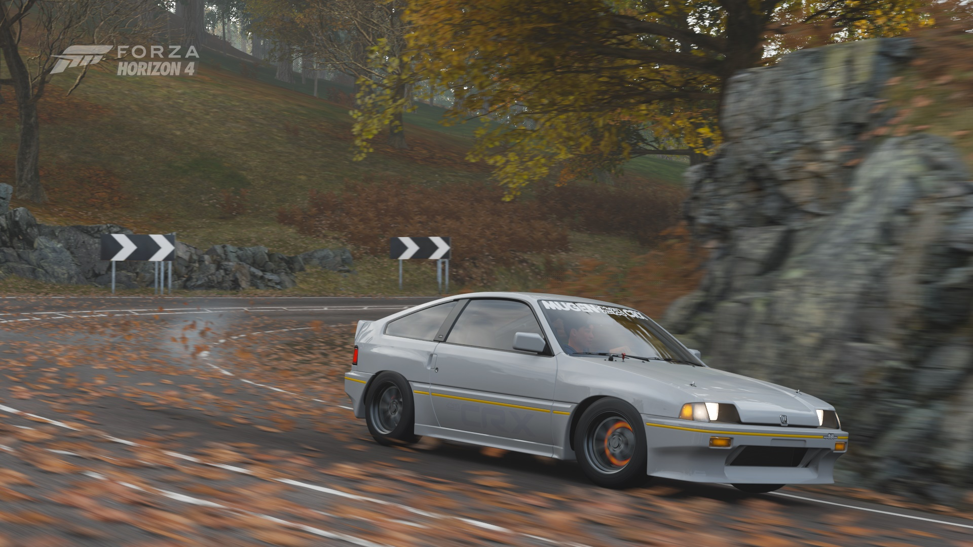 hight resolution of forza horizonripping the downhill in my 84 mugen crx