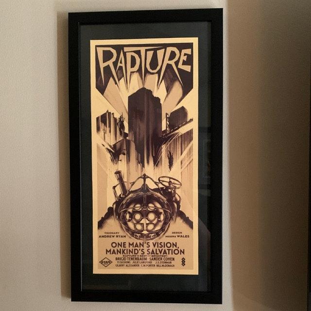 superb vintage art deco style poster