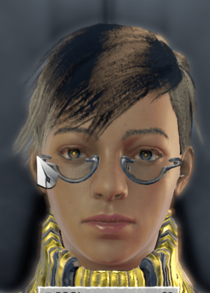 [spoiler] The Operator's eyes glow/fade out of sync and it ...