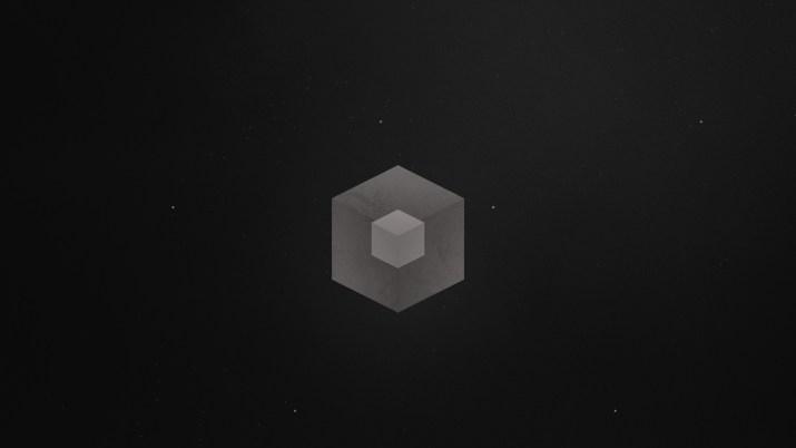 Minimal Cube [1920×1080]