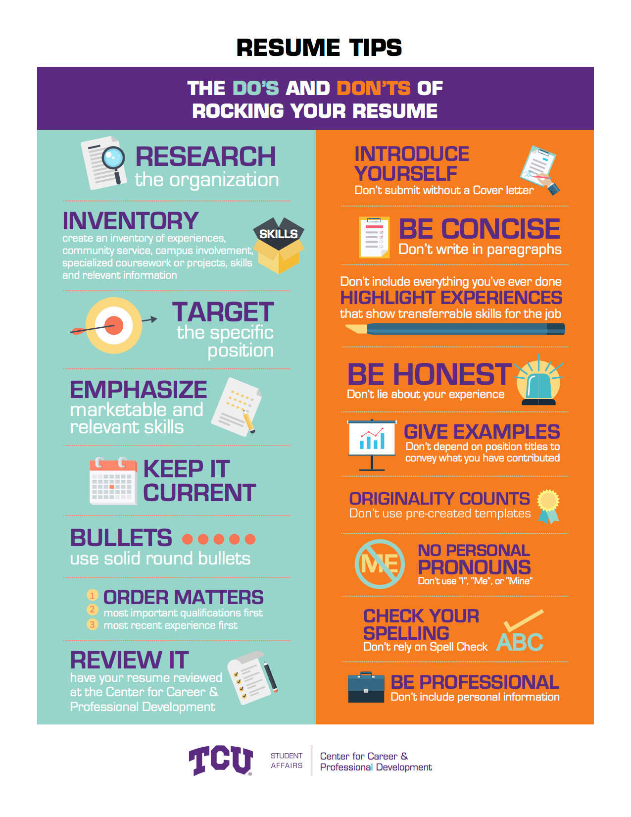 How To Introduce Yourself In Resume Resume Tips Do Research The Organization Don T Introduce