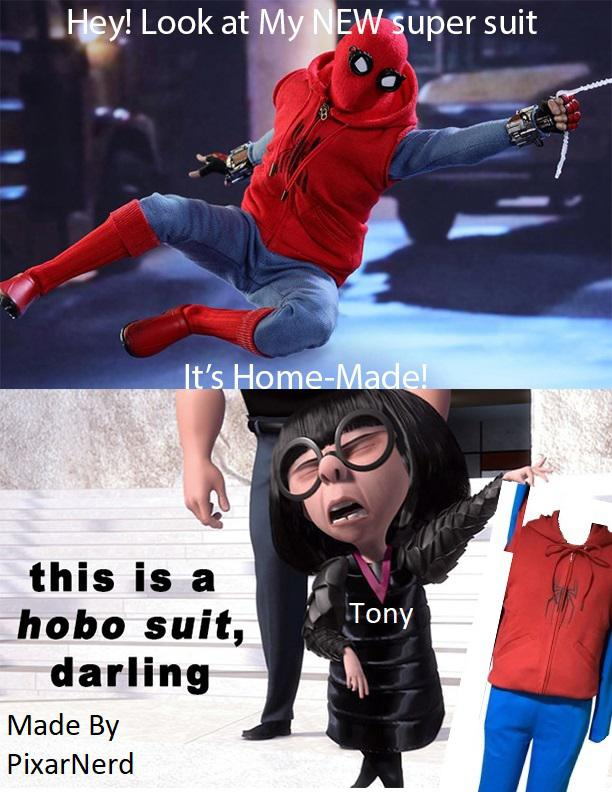 Spiderman Hey Meme : spiderman, About, Spider, IncrediblesMemes