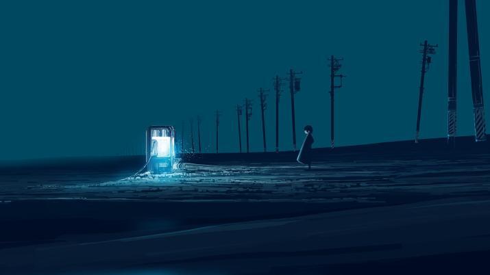 Otherworldly Light [1920 x 1080]