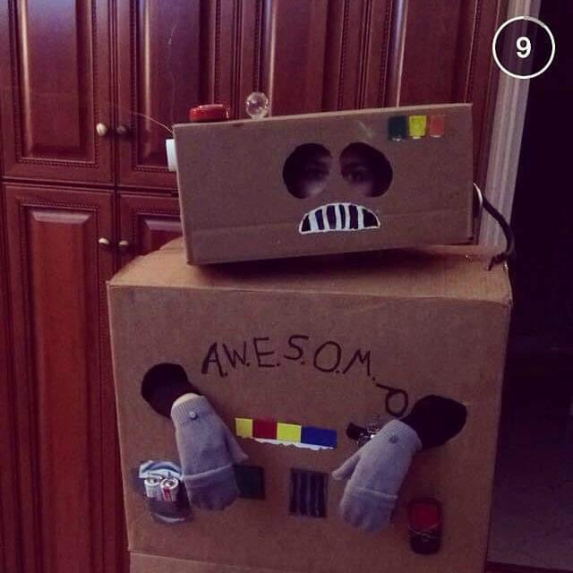 everyones favorite robot friend