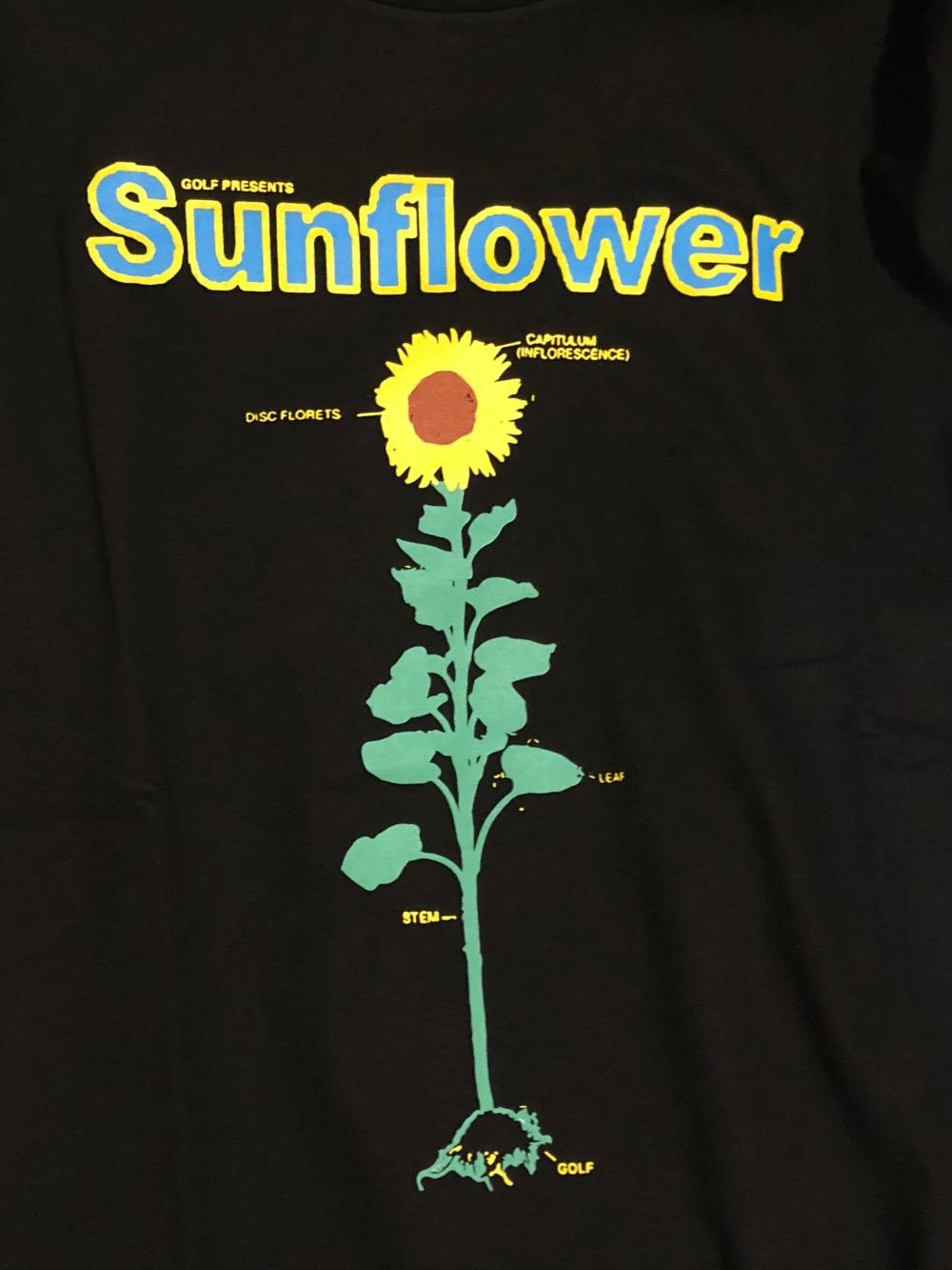 medium resolution of sunflower detailed diagram