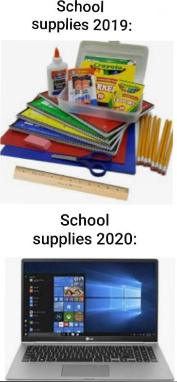 School Supplies Meme : school, supplies, School, Supplies, Memes