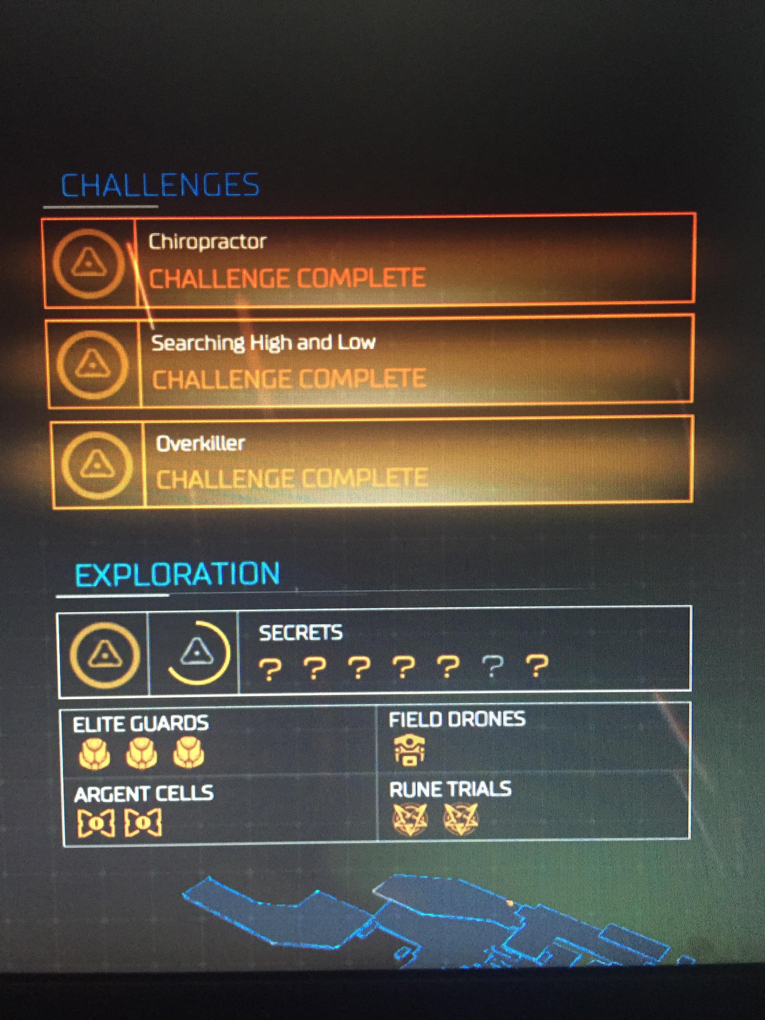 Doom 2016 Mission 4 Secrets Argent Facility - Gosu Noob Guides