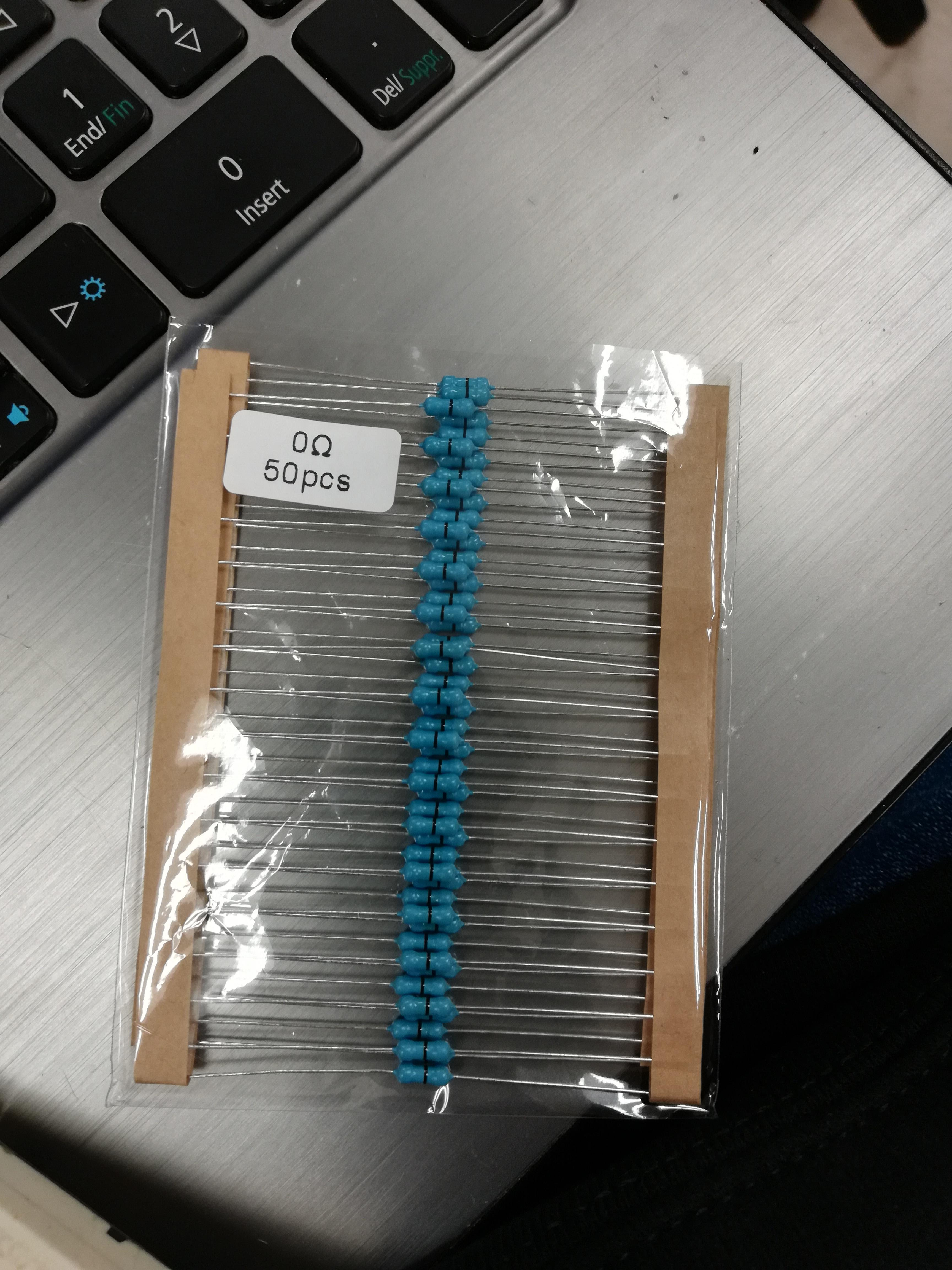 ☑ 40 Ohm Resistor Package