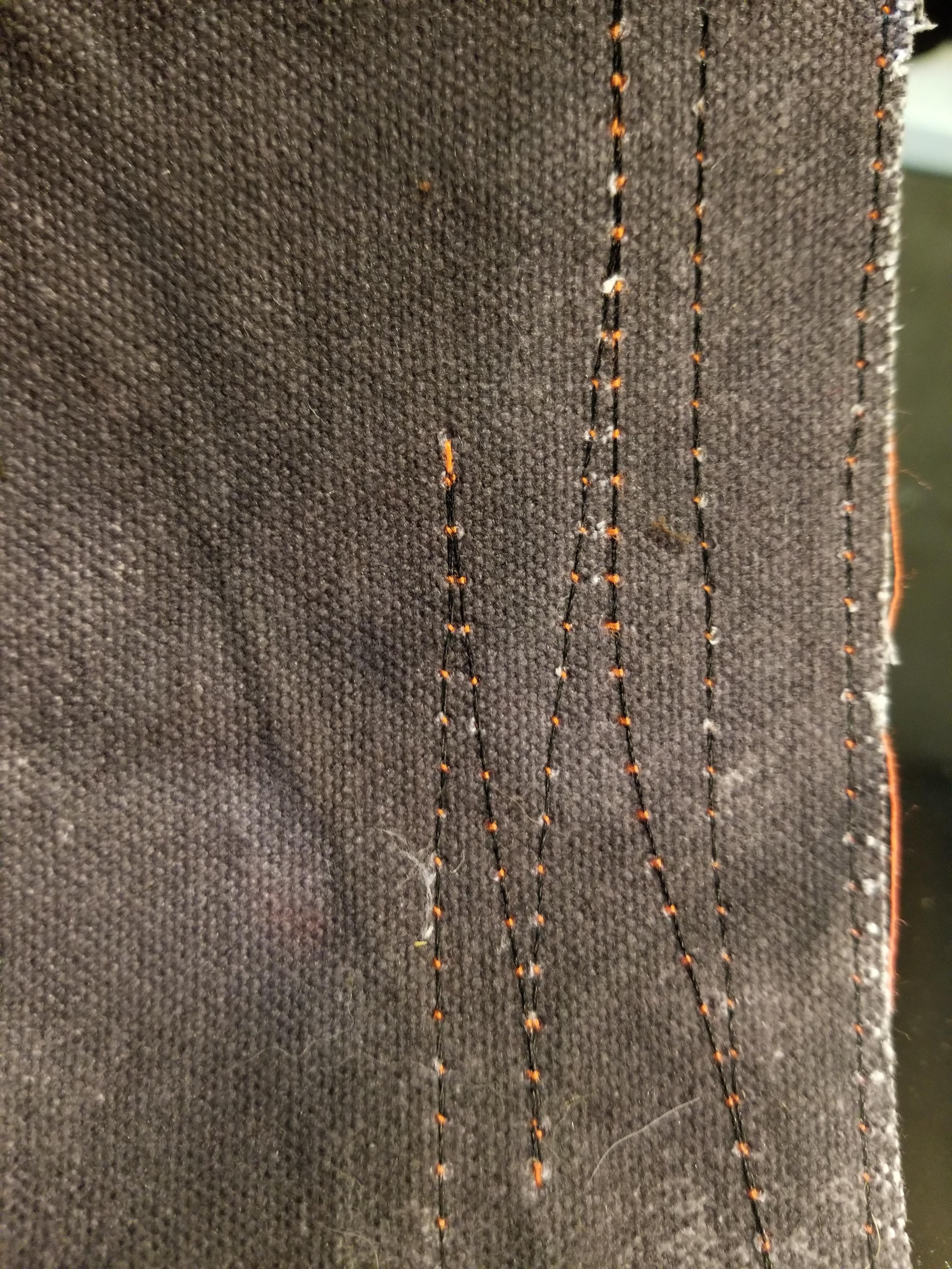 Bobbin Thread Loose : bobbin, thread, loose, Seeing, Bobbin, Thread, Through, Top..,, Tention, Loose?, Combination