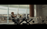 In Ironman 2, any idea on if Pepper Potts desk was created ...