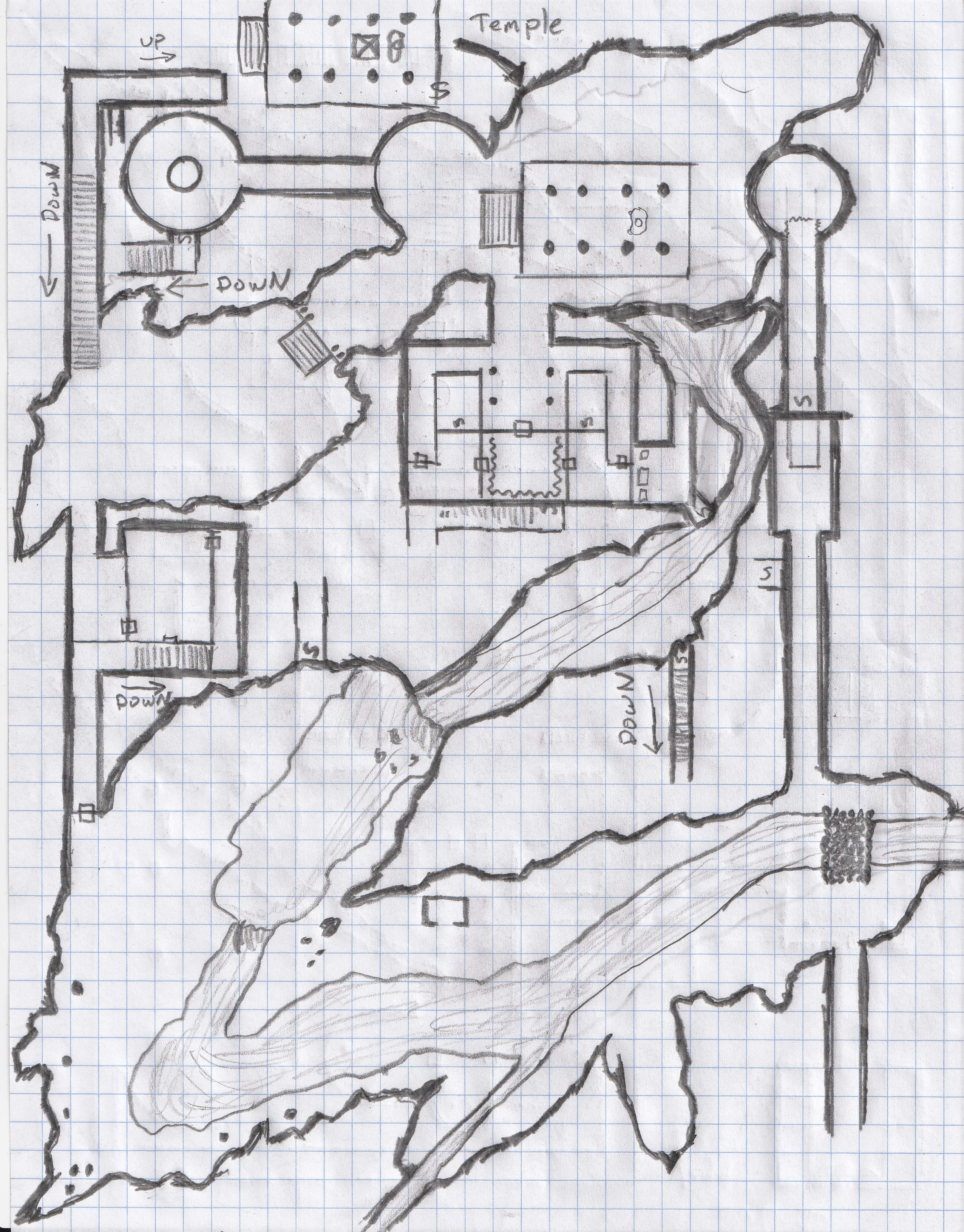 Caverns Of Thracia : caverns, thracia, Thracia, [dungeon, Dndmaps
