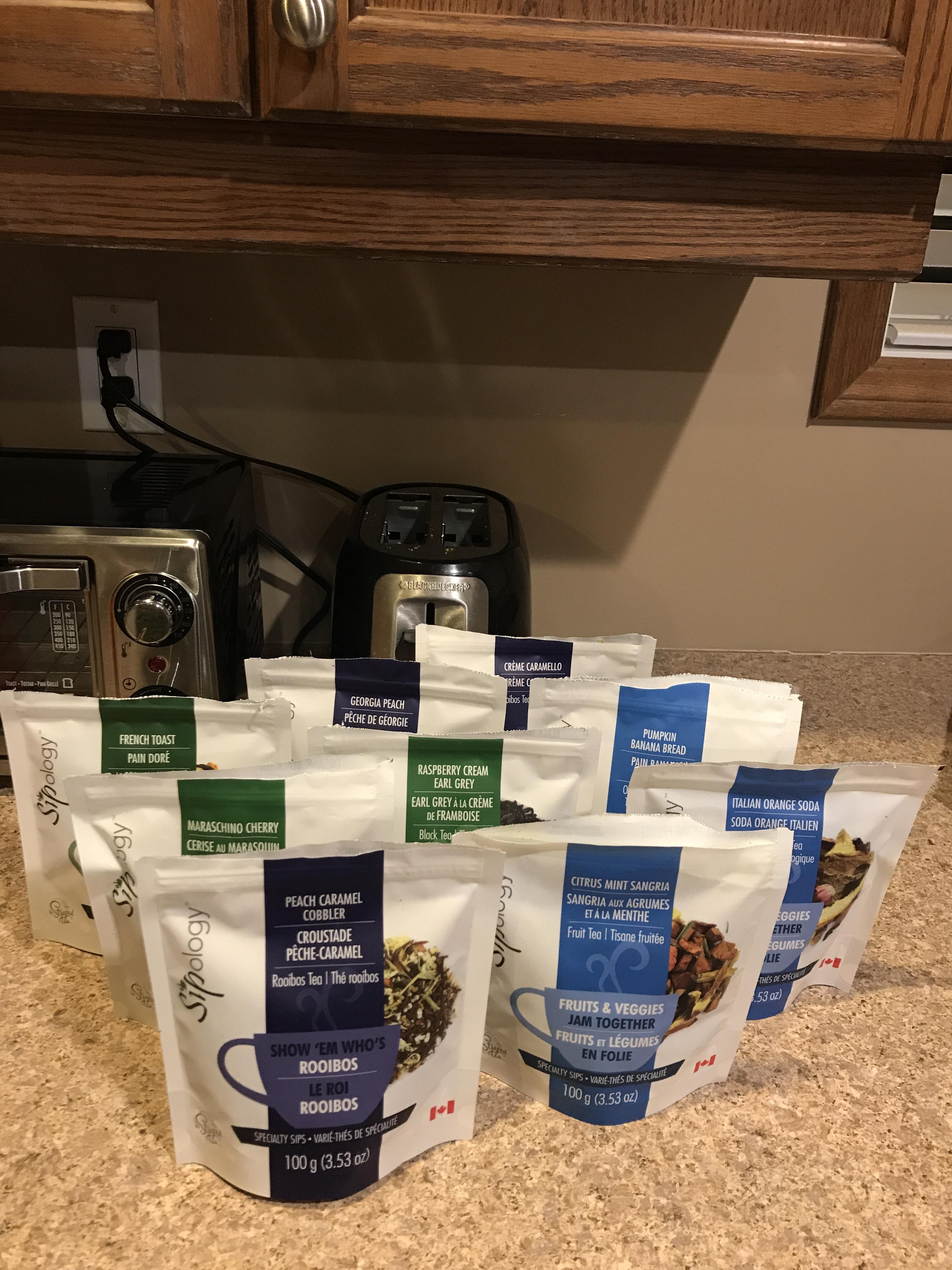 Steeped Tea [Sipology] Haul! Rooibos. Oolong & Fruit Teas : tea