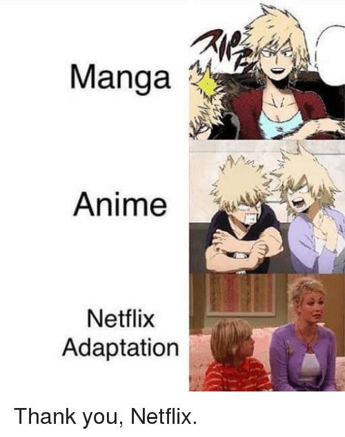 Manga Anime Netflix Adaptation : manga, anime, netflix, adaptation, Accurate, Manga,, Anime,, Netflix, Adaptation, BokuNoMetaAcademia
