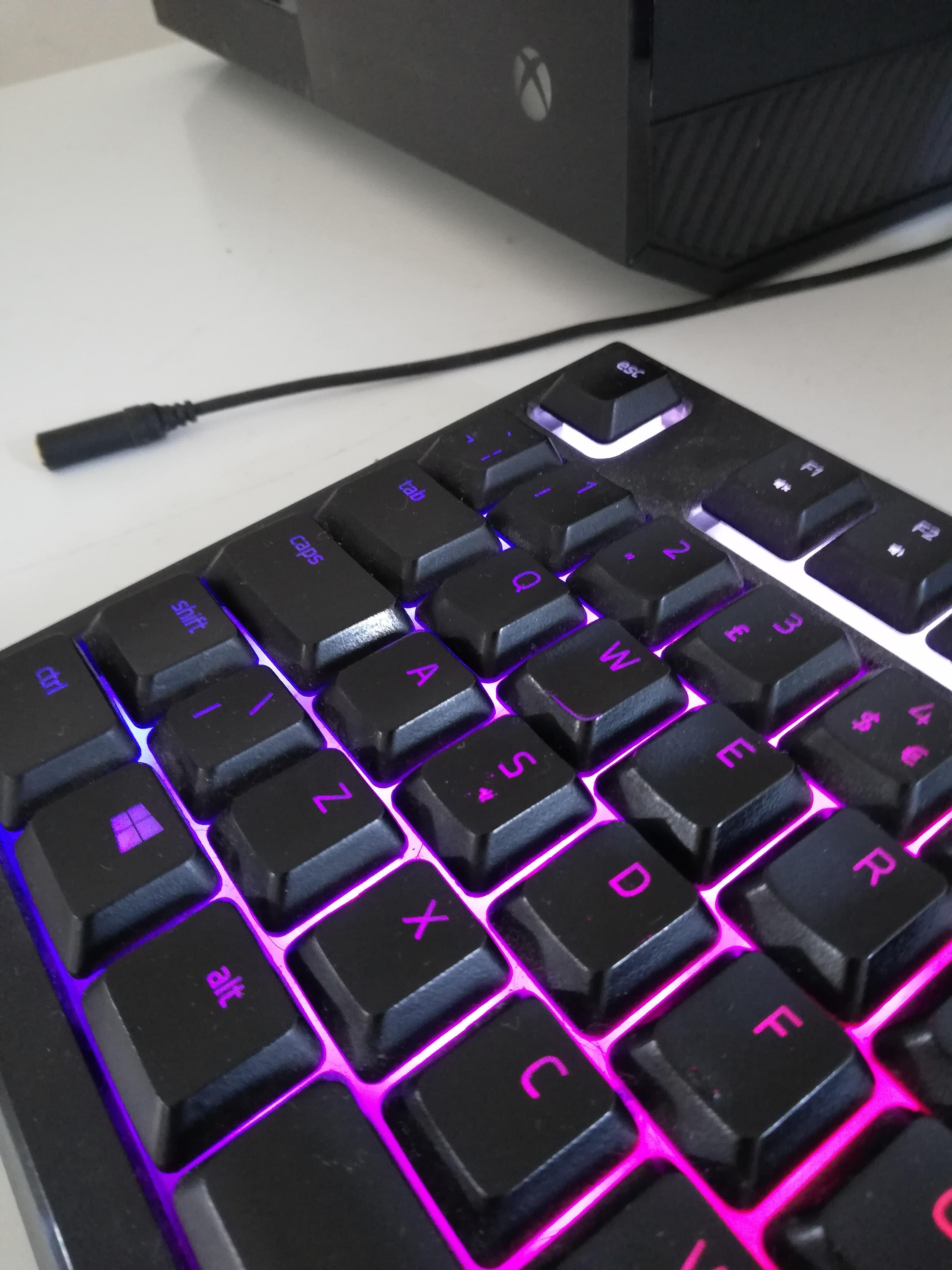 Painting Keyboard Keys : painting, keyboard, Paint, Coming, Razer, Ornata..