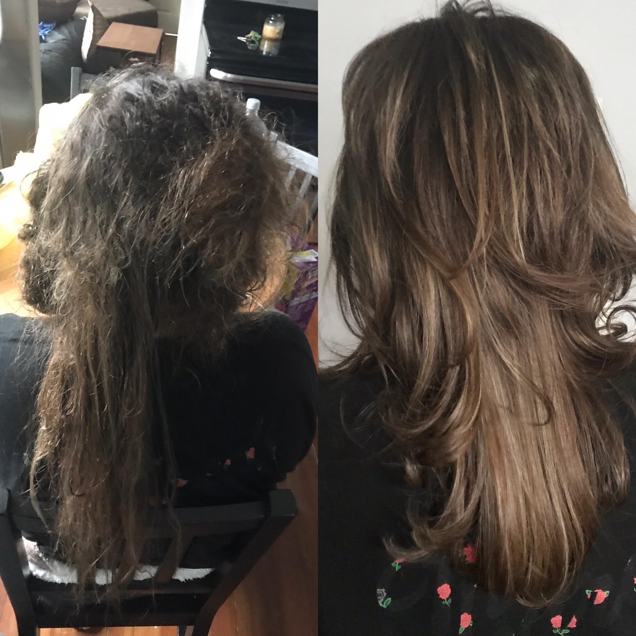 two months with matted hair because of depression weeks ...