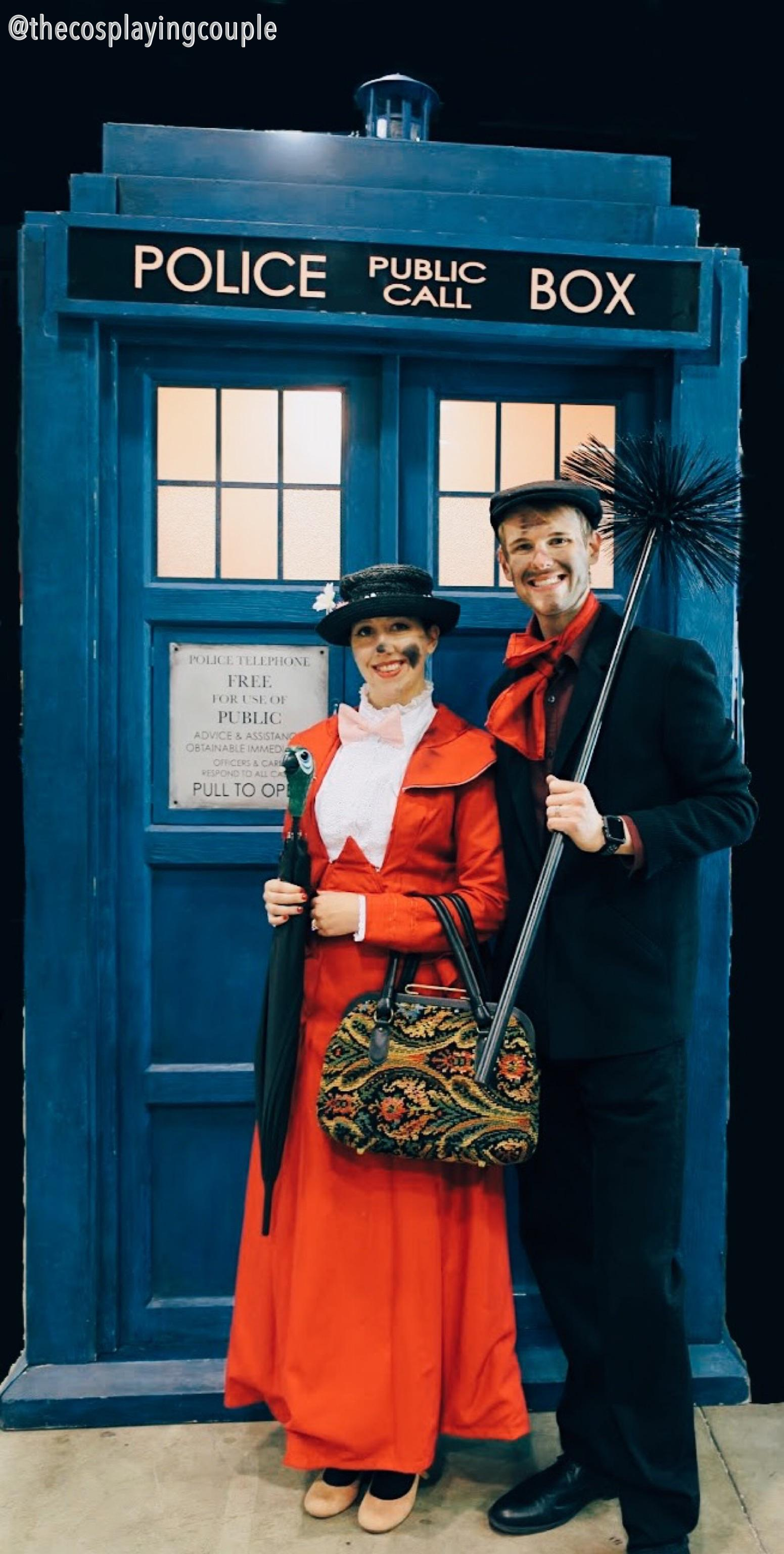 What Is A Time Lord : Poppins, Right?, Doctorwho