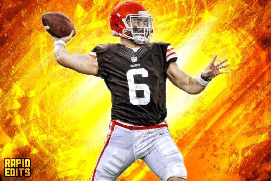 Image result for baker mayfield browns picture
