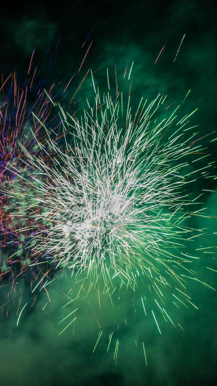 wallpaper fireworks