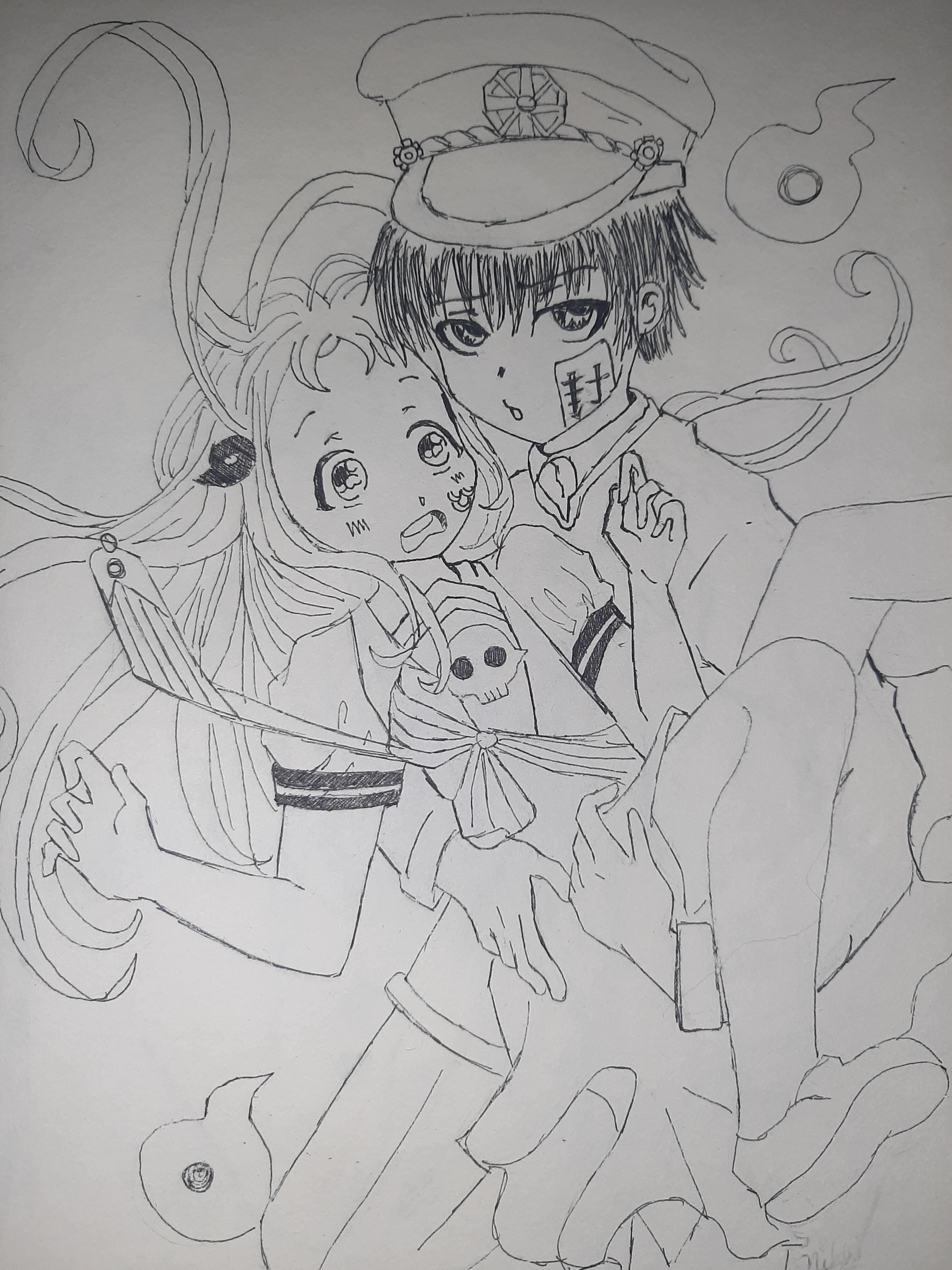 Other manga by the same author(s). Yashiro Nene And Hanako Manga Panel Hanakokun