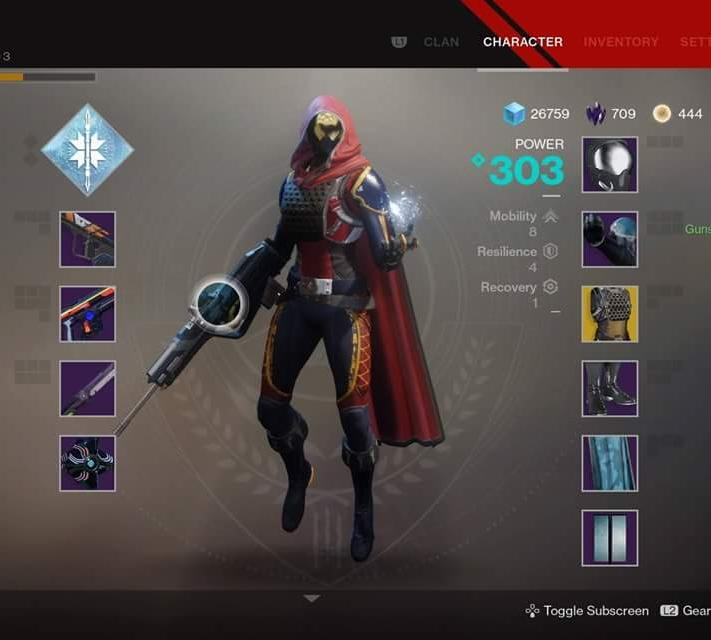 my hunter became a