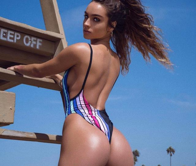 Does Sommer Have The Best Ass On Instagram