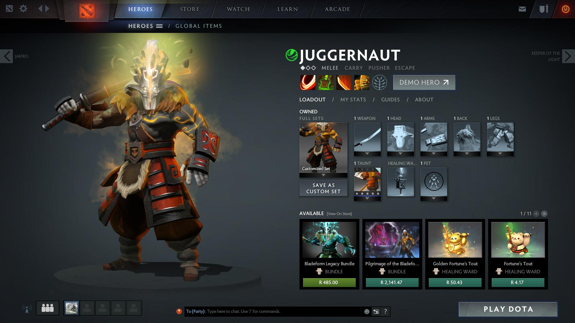 juggernaut arcana that s