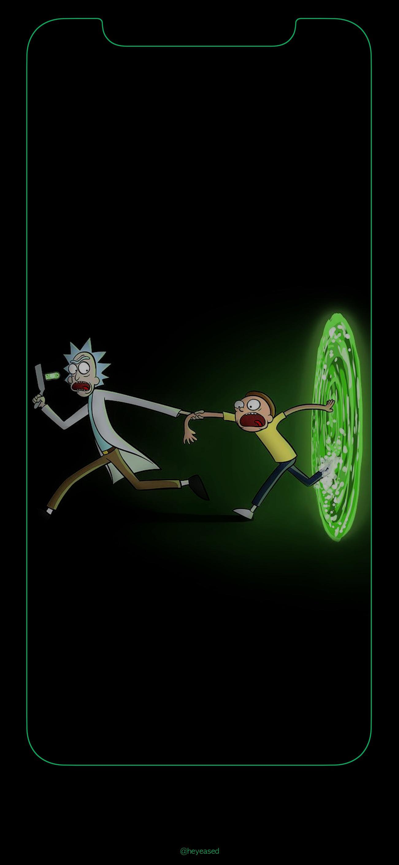 Rick And Morty Wallpaper Iphone X : morty, wallpaper, iphone, IPhone, Wallpaper, Rickandmorty