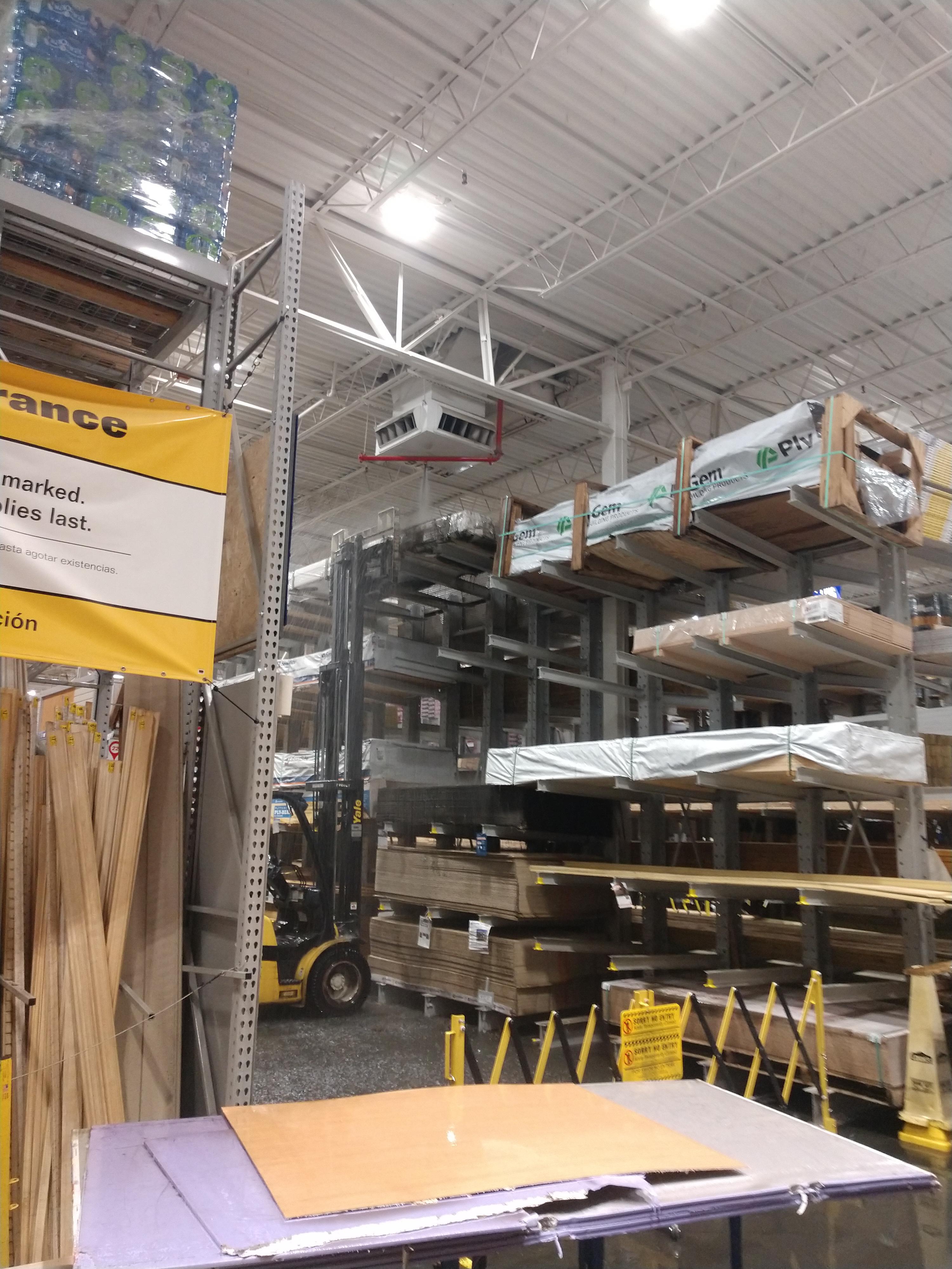 Lowes Sprinkler System : lowes, sprinkler, system, Someone, Fived, Sprinkler, System, Forklift., Delightful, Start, Shift., Lowes