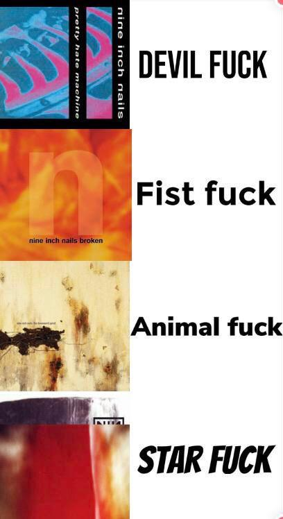 Nine Inch Nails Like An Animal : nails, animal, Someone, Summarize, First, Albums