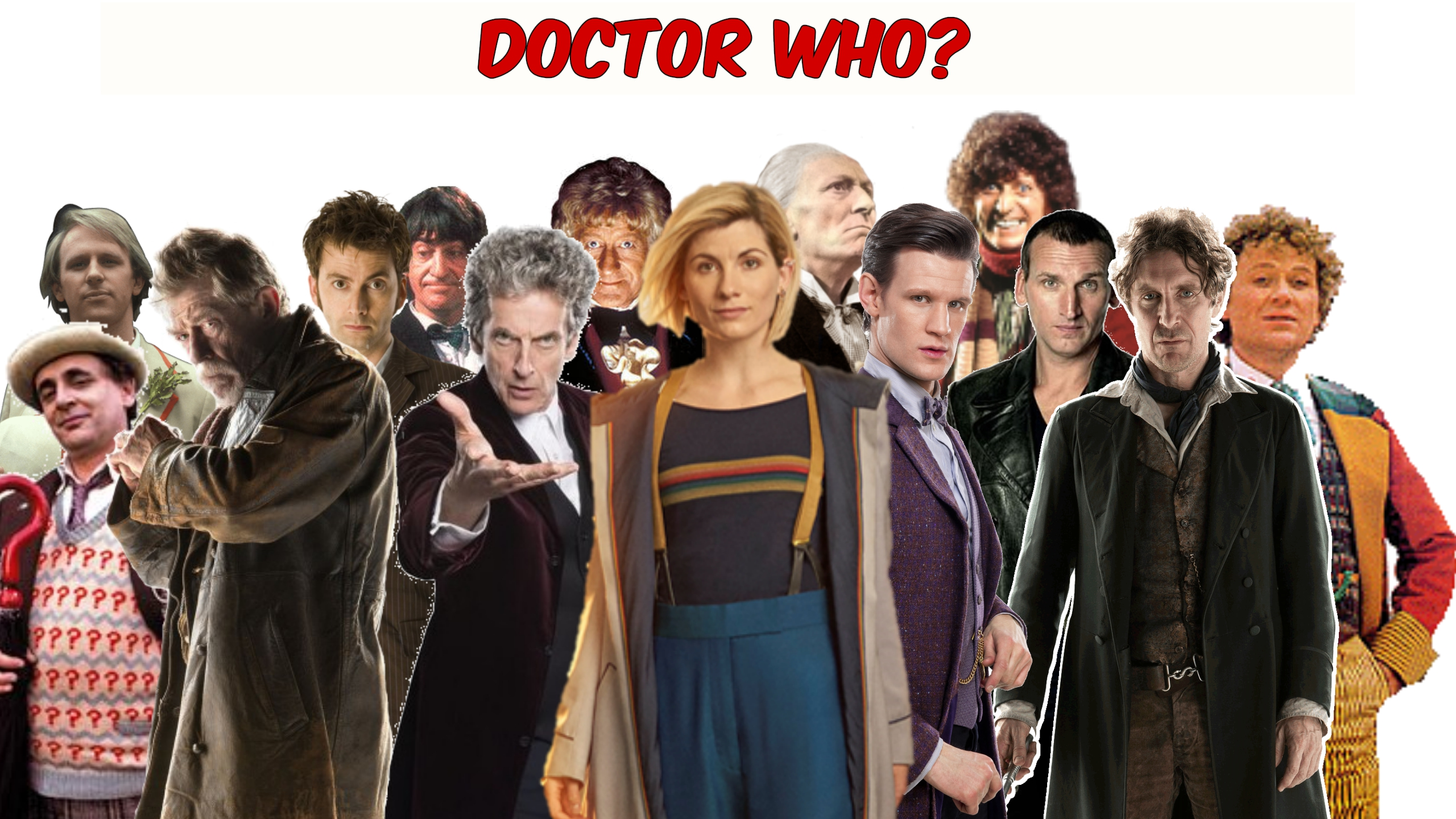 Doctor Who Wallpaper All 13 Doctors Wengerluggagesave