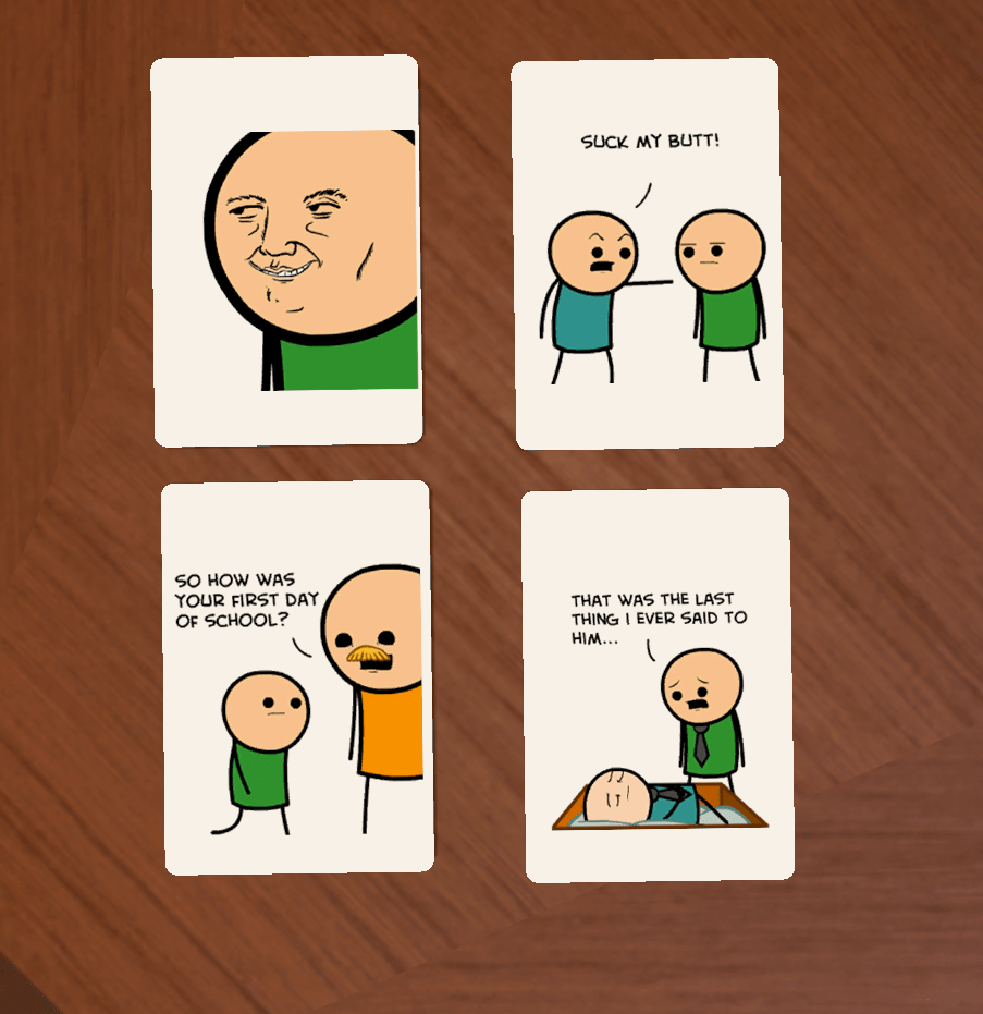 in the cyanide and