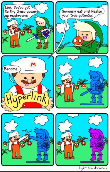 Become Hyperlink