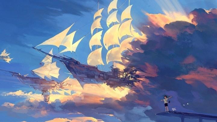 Anime Scenery[1280×720]