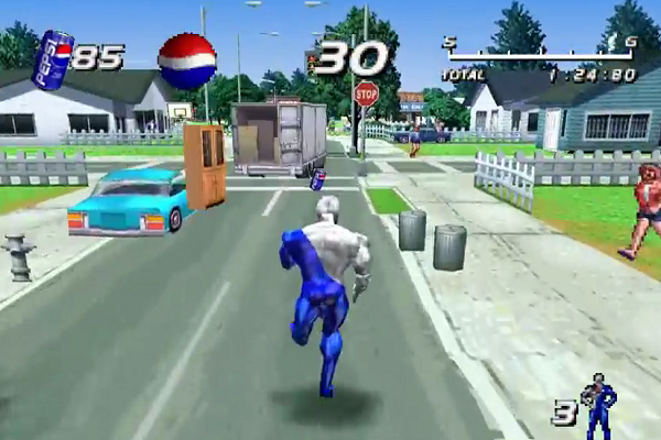 does anyone remember pepsiman