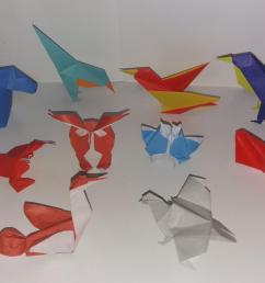origami [ 3545 x 2447 Pixel ]
