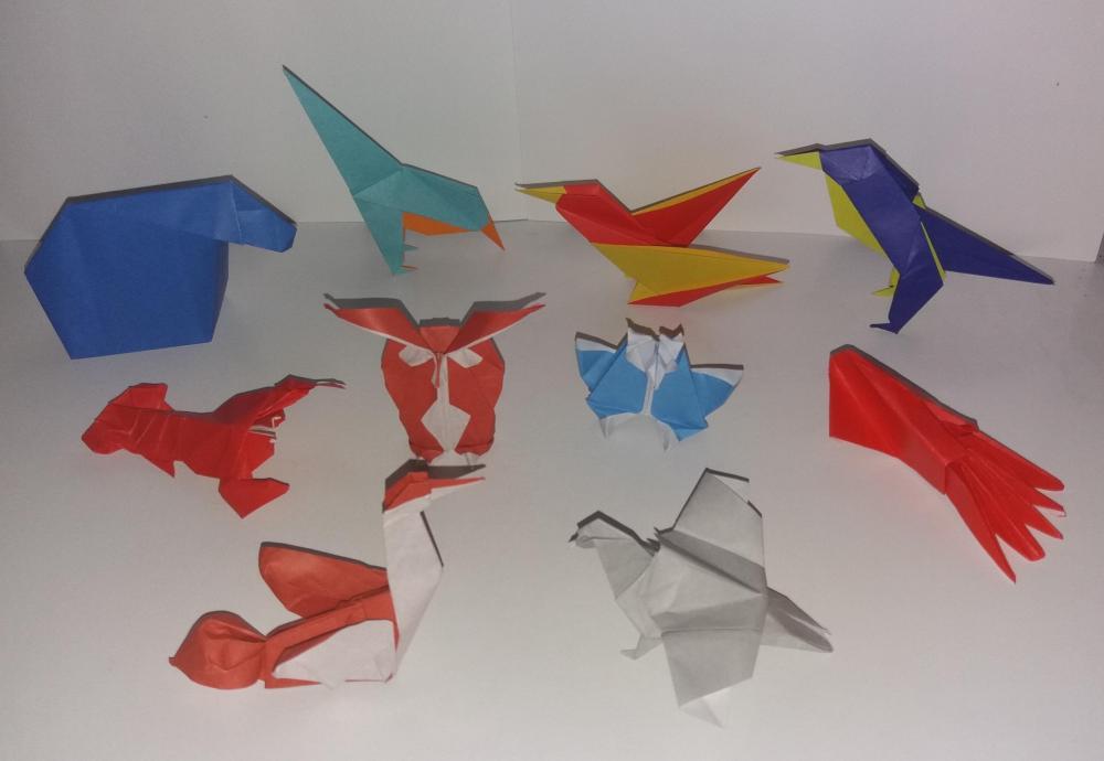 medium resolution of origami