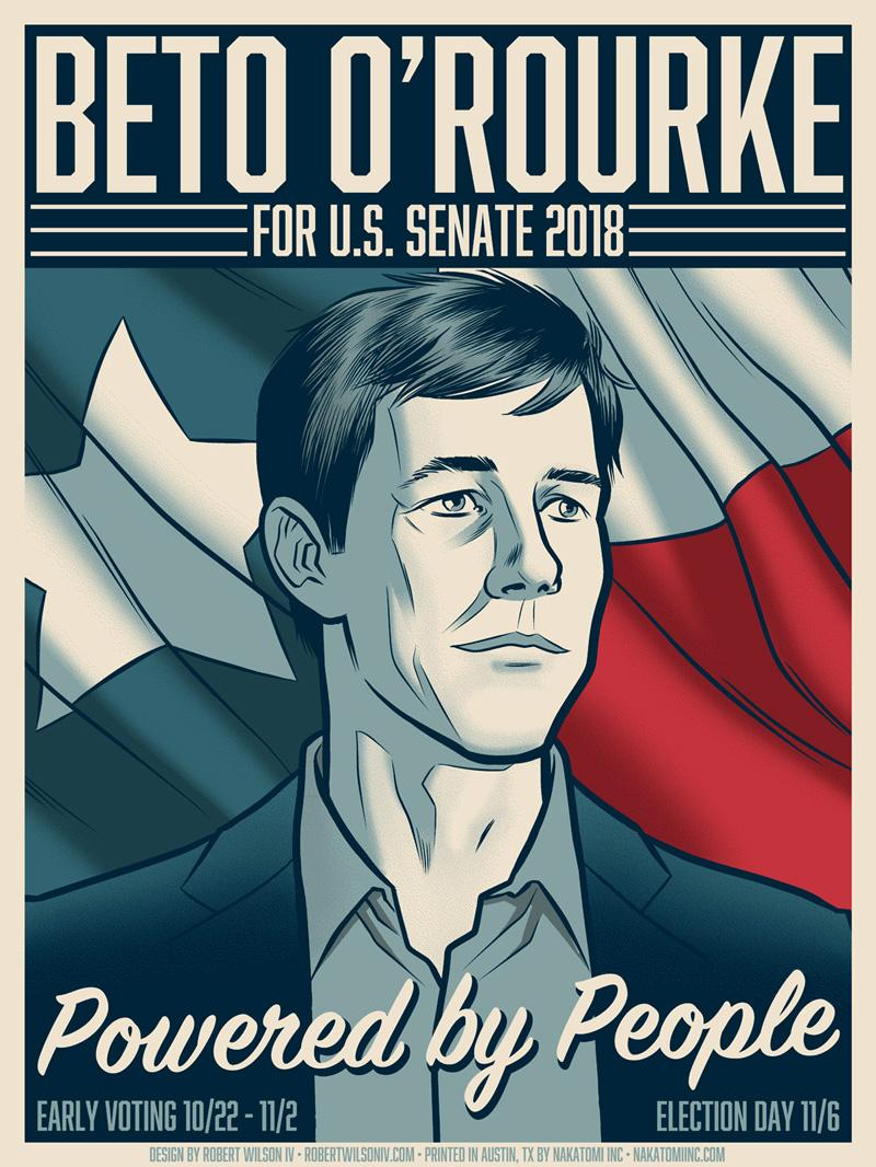 free beto for senate
