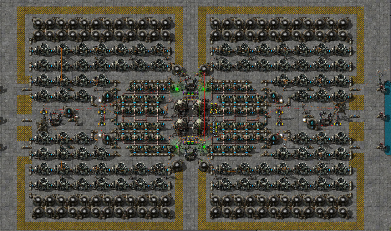 hight resolution of design blueprint4 reactor setup that uses only the fuel cells it actually needs