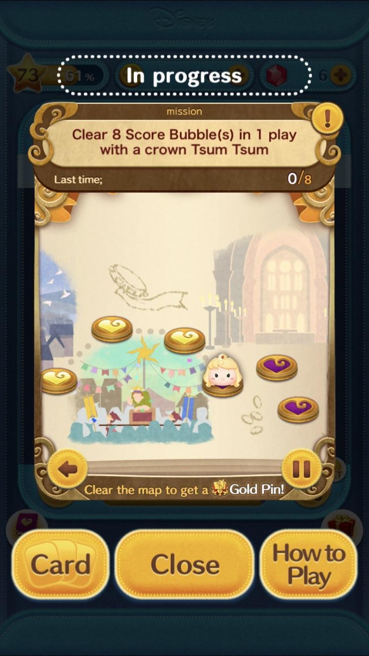 Tsum Tsum Coin Bubble : bubble, TsumTsum, Crown, Clear, Score, Bubbles?