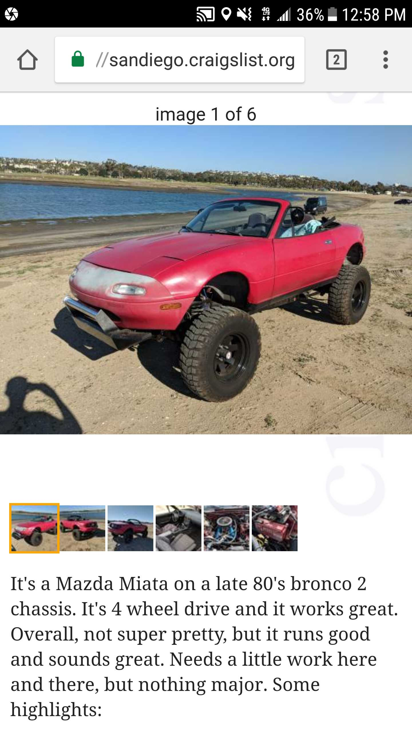 Craigslist Cars For Sale New Hampshire : craigslist, hampshire, Ultimate, Mazda:, Mazda, Miata, Craigslist