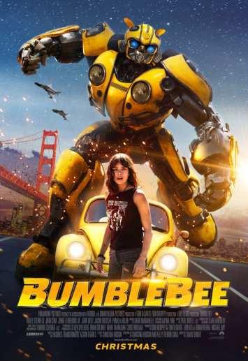 Resultado de imagen para Bumblebee poster