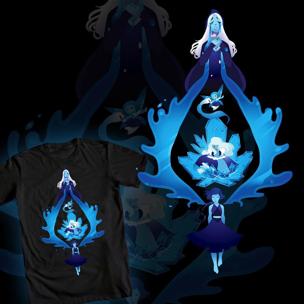 blue diamond court design